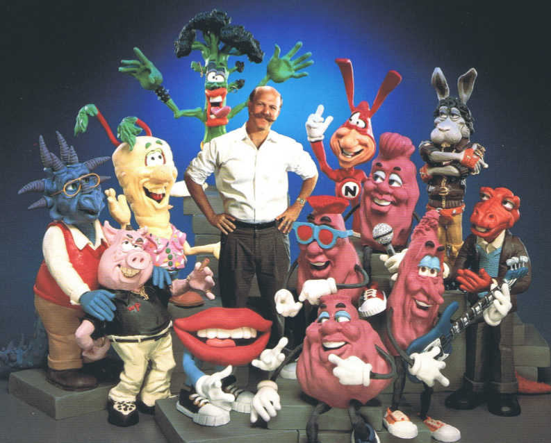 Will Vinton How the Father of Claymation Lost His Company