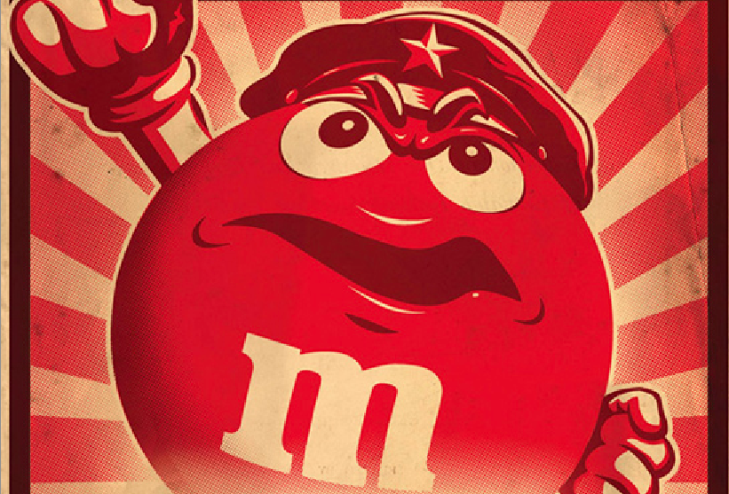Why Red M&M's Disappeared for a Decade