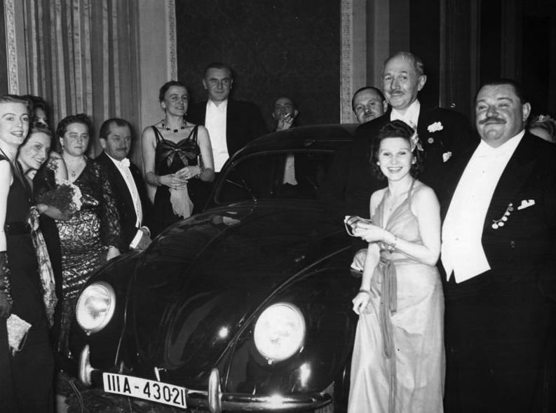 Marlene Porsche Gerd Porsche