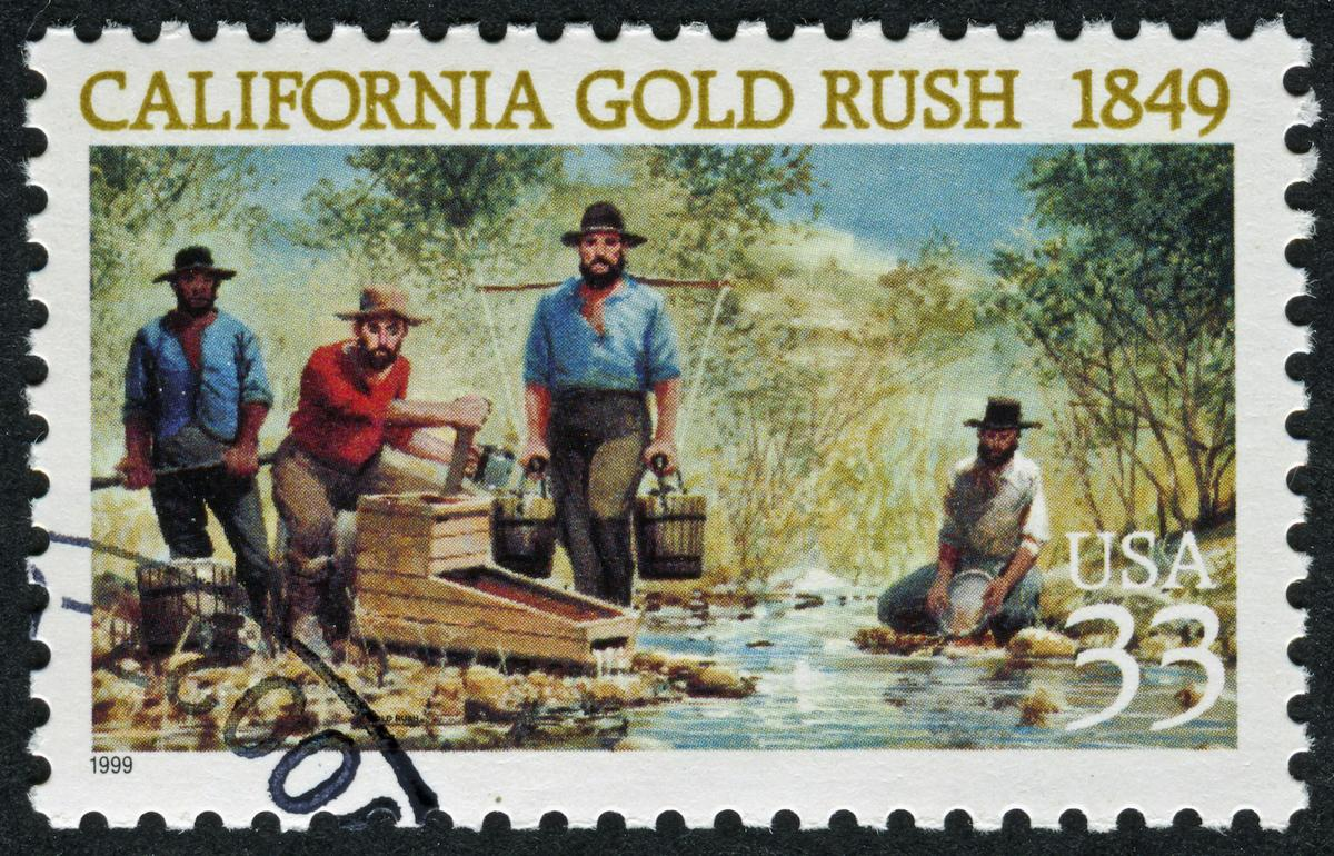 californian gold rush