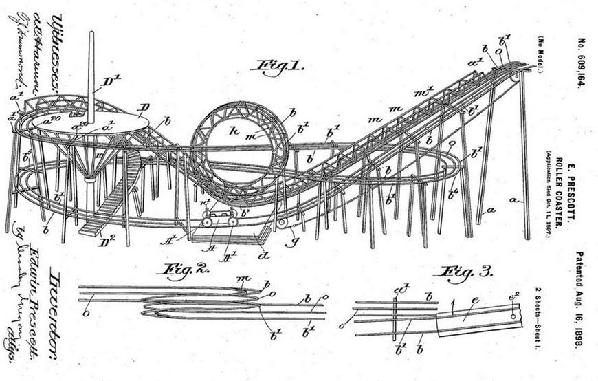 The Business Of Building Roller Coasters