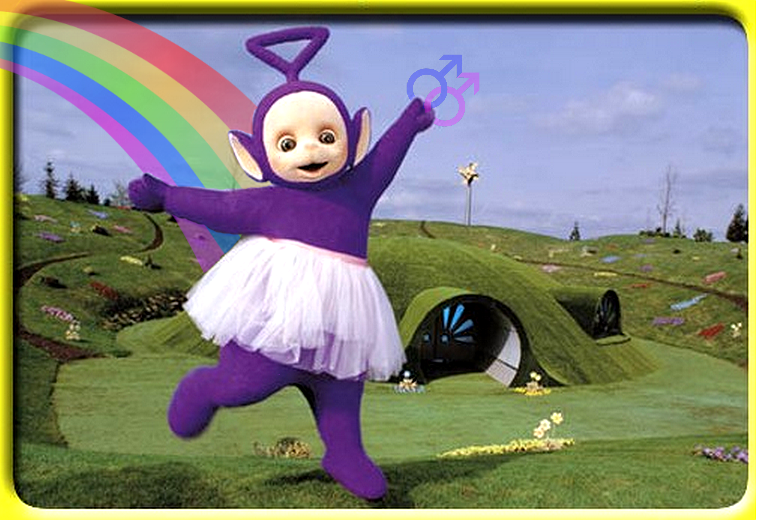 The Outing of Tinky Winky