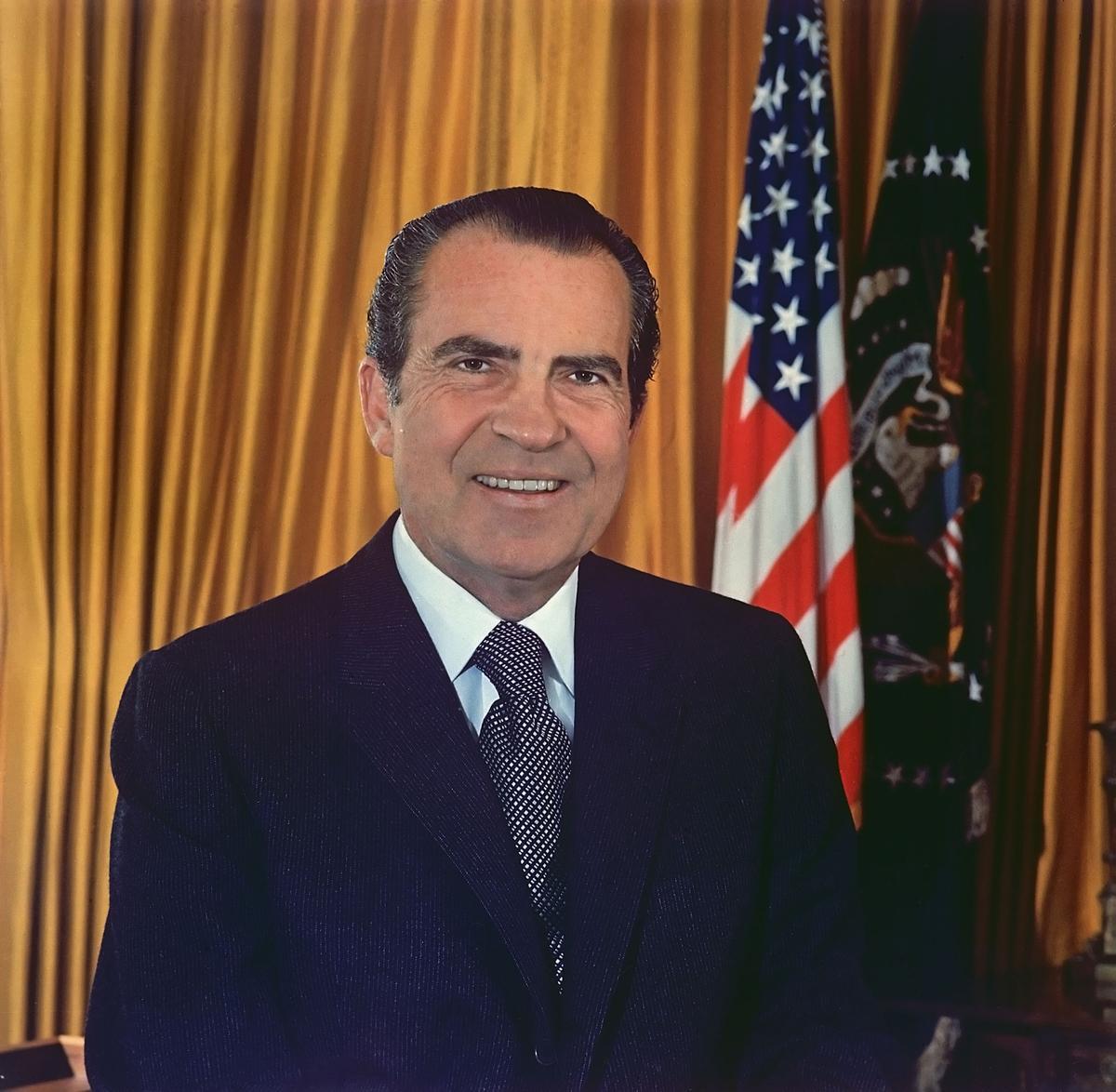 Richard Nixon Costume: Before The Guy Fawkes Mask, There Was Latex Richard Nixon