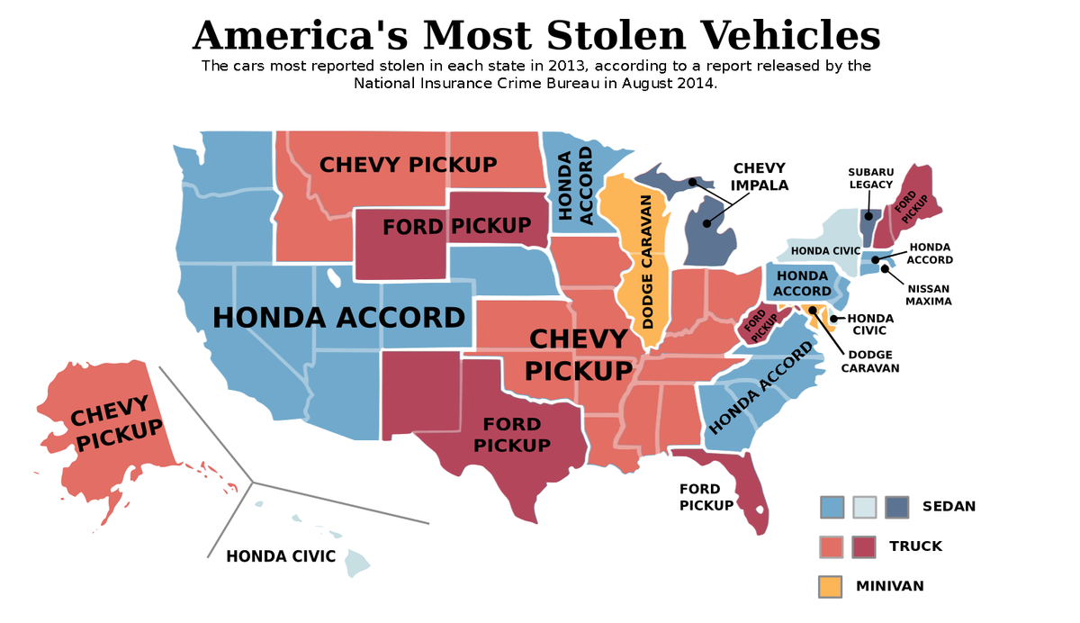 Stolen Cars In Chicago