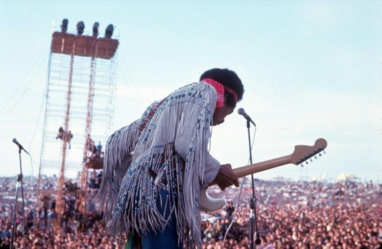 How Much Did the Musicians of Woodstock Get Paid?
