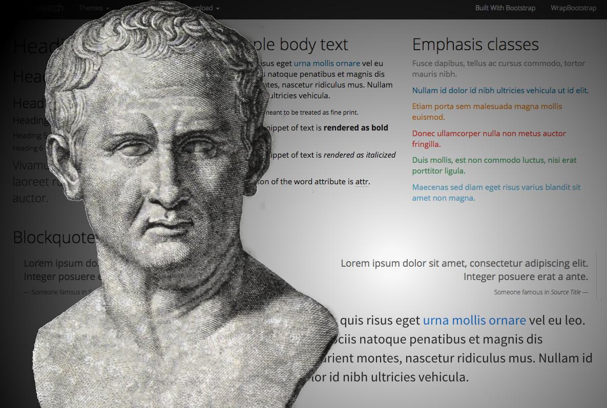 The History of Lorem Ipsum | www.eklectica.in