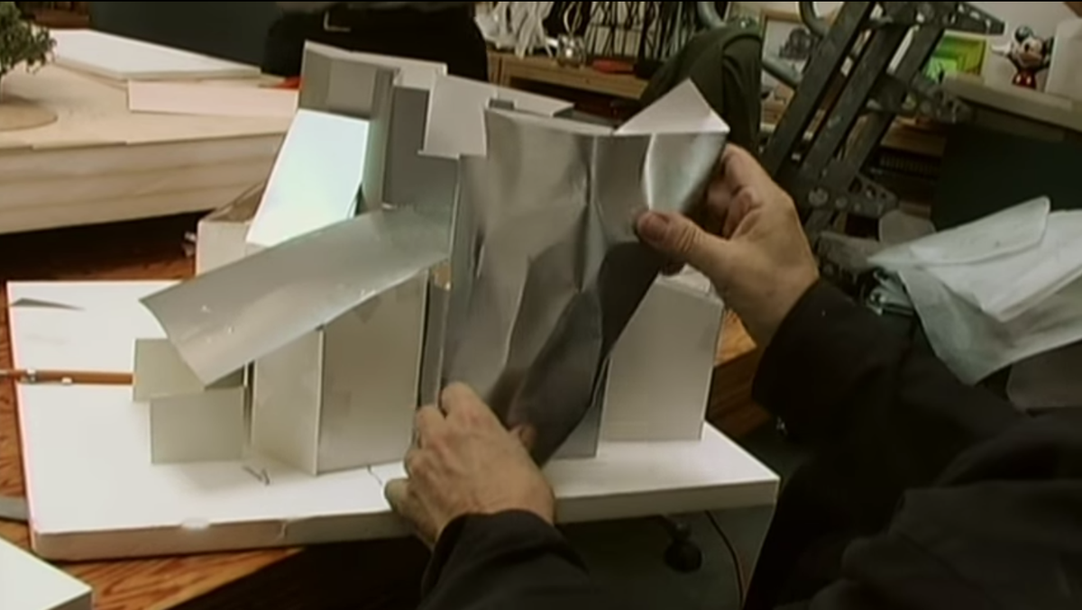 The Software Behind Frank Gehry S Geometrically Complex