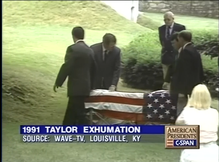 How Did President Zachary Taylor Actually Die